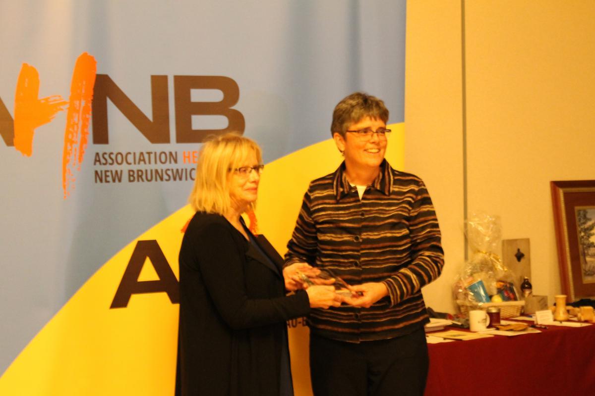 Brenda Orr Award