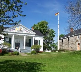 Charlotte county archives and museum
