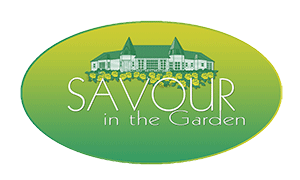 Savour in the Garden logo