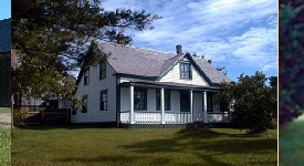 Exterior of the Bonar Law Common Museum