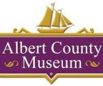 (English) The Albert County Museum logo.