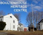 Exterior of the Boultenhouse Heritage Centre