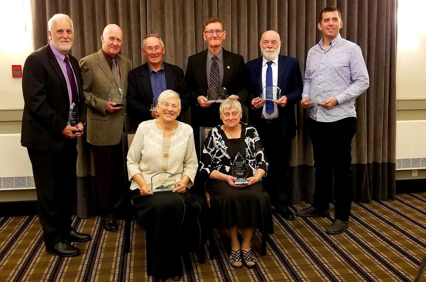2019 AHNB Award Recipients